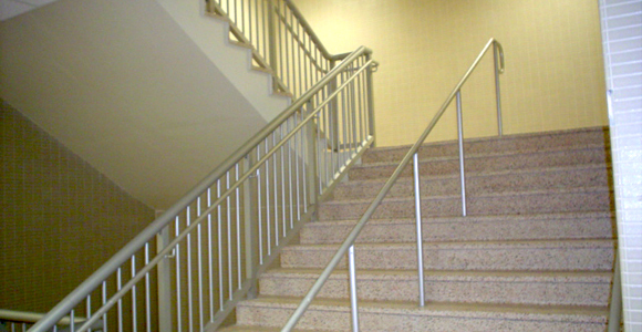 Aluminum Anodized Picket Rails